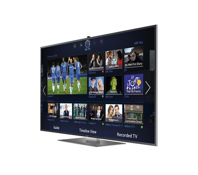 Samsung UE55F9000 - telewizor z najwyższej półki