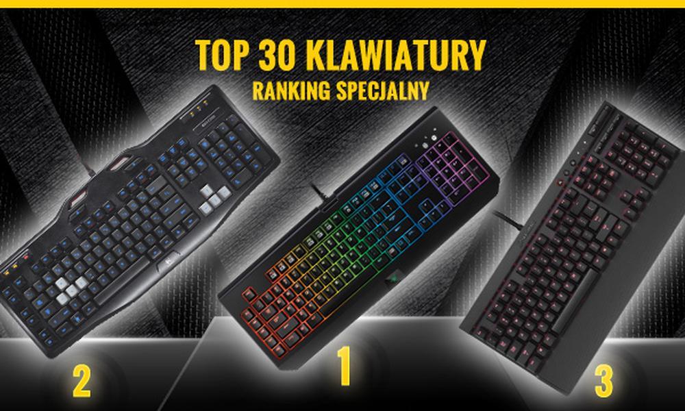 Ranking Specjalny Czołowych Klawiatur - Zobacz Najnowsze TOP 30!