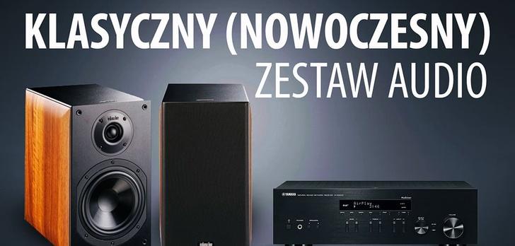 TEST Yamaha R-N303D + Indiana Line Nota 260 X - Klasyczne Stereo Nie Musi Być Nudne!
