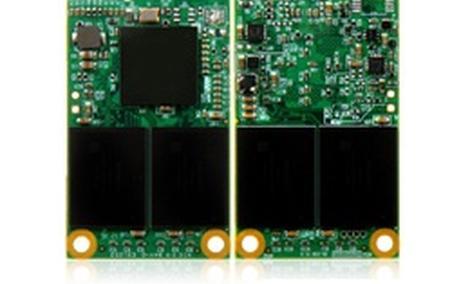 Transcend MSA720 - wydajne dyski SSD ze złączem mSATA