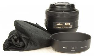 Nikon Obiektyw NIKKOR 35mm f/1.8G AF-S DX