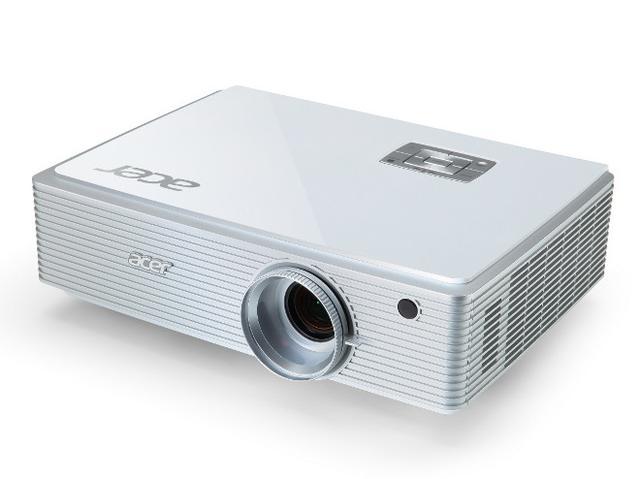Firma Acer prezentuje projektor K520 z hybrydowym źródłem światła LED/laser