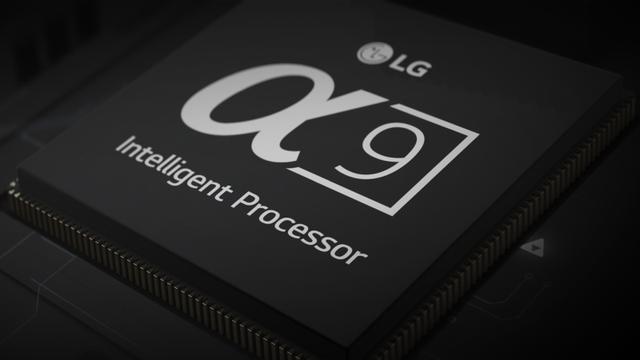 To mocny procesor Alpha odpowiada za doskonałą jakość obrazu.