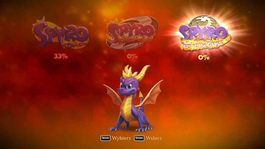 Spyro Reignited Trilogy - Trzy gry do ogrania