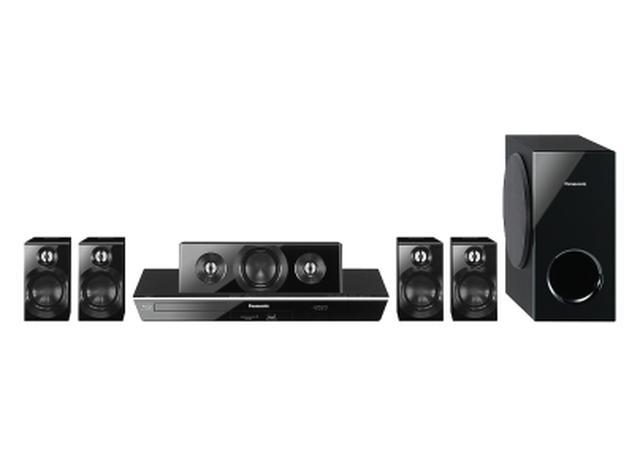 Panasonic SC-BTT400 - kino domowe z dźwiękiem przestrzennym 3D