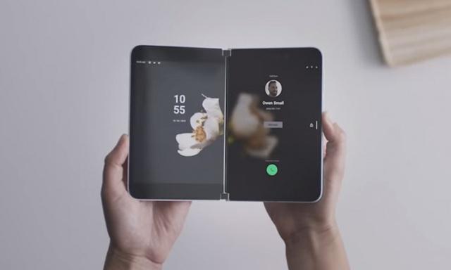 Surface Duo – Składany smartfon Microsoftu w lipcu