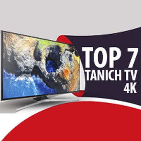 tanie telewizory z 4K