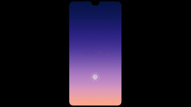 Xiaomi Mi 7 - Czytnik linii papilarnych w ekranie?