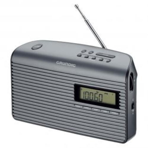 Grundig Radio MUSIC 60 LW GREY