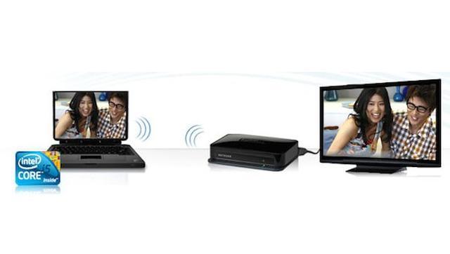 Technologia Intel  Wireless Display - obraz bez kabli