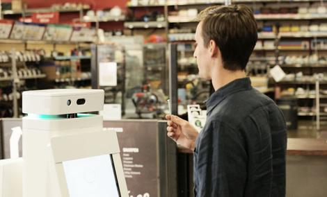 Roboty Pomagające W Zakupach