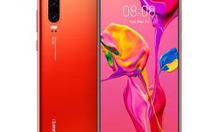Huawei P30 (Amber Sunrise)