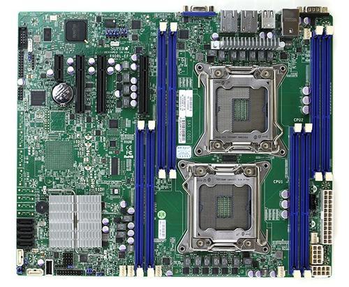 Supermicro Płyta serwerowa X9DRL-EF MBD-X9DRL-EF-O