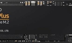 Samsung 970 EVO Plus 1TB M.2 PCIe x4 NVMe (MZ−V7S1T0BW)