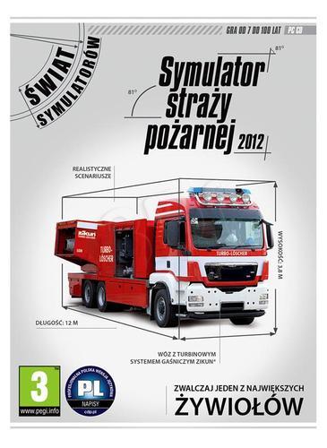 Symulator straży pożarnej
