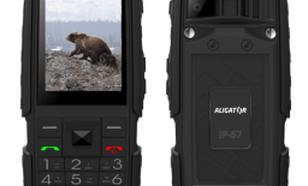 Aligator R20 eXtremo Dual SIM Czarny (AR20BB)