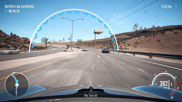 Need for Speed Payback - Niesamowite są wyścigi na autostradach