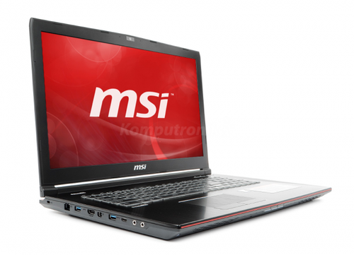 MSI Apache Pro GE72 7RE-006PL i7-7700HQ 8GB 1000GB