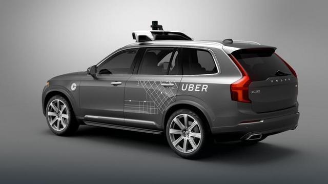 Autonomiczny Uber