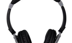 TDK Słuchawki z mikrofonem ST260S czarne