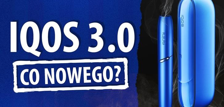 Porównanie IQOS 3.0 vs IQOS 2.4+