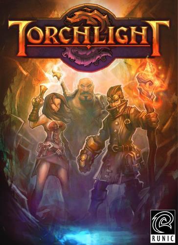 Techland Torchlight PC + smycz