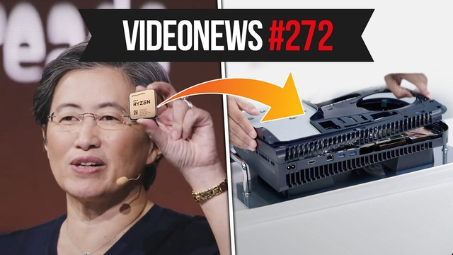 AMD Ryzen 5000, PS5 rozebrane, kto kupi Nokię - VideoNews #272
