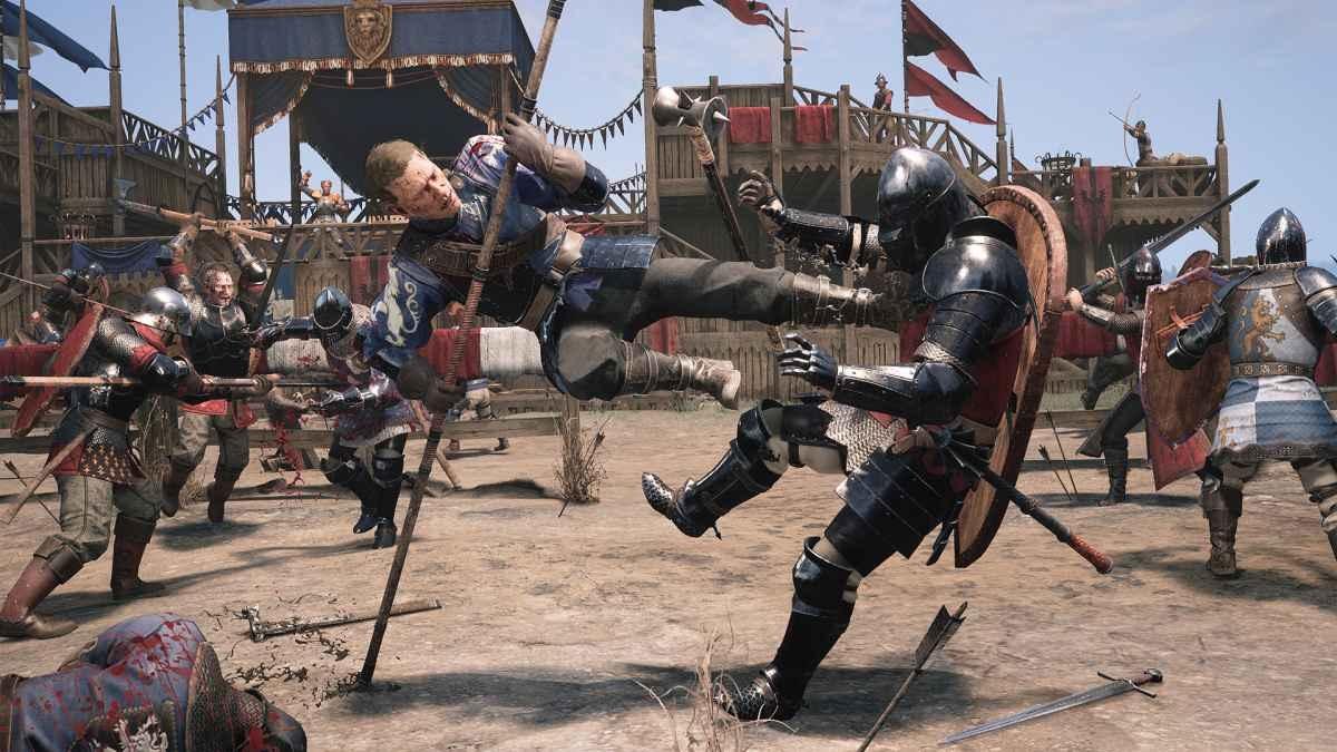 Chivalry 2 - Będą walki na koniach