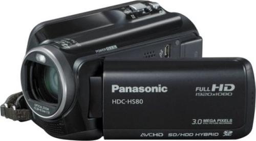 Panasonic HDC-SD 80
