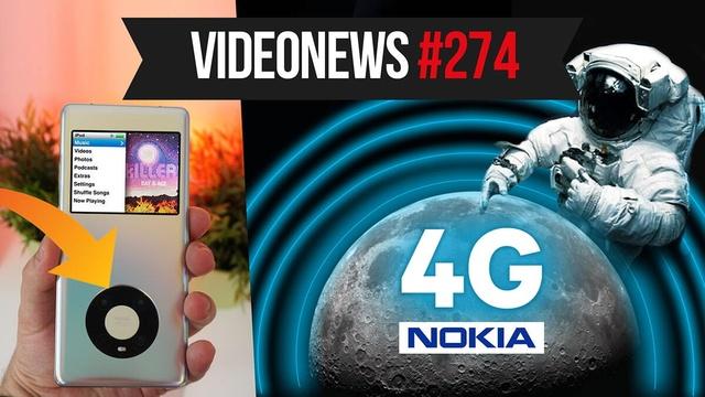 Huawei Mate 40 Pro, 4G na księżycu, opaski muzyczne - VideoNews #274