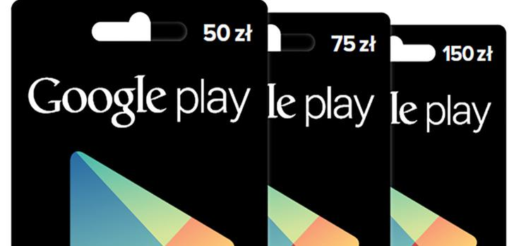 Upominkowe Karty Google Play – Co to takiego?