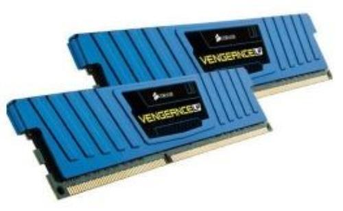 Corsair DDR3 VENGEANCE 16GB/1600 (2*8GB) CL10-10-10-27B