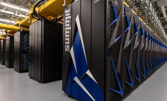 Najlepszy superkomputer na świecie od IBM i Nvidii