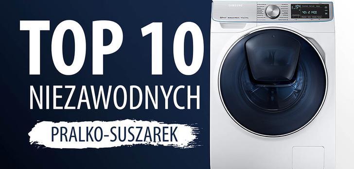 TOP 10 Niezawodnych pralko-suszarek