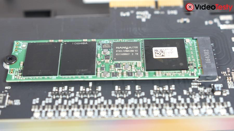 Plextor M9PeY 512 GB - specyfikacja