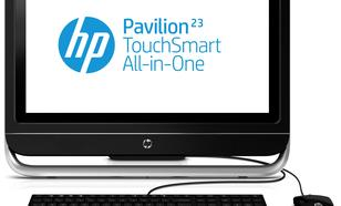 HP Pavilion 23 TouchSmart All-in-One