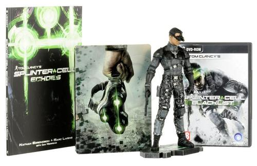 Splinter Cell 6 Blacklist ED 5TH Freedom