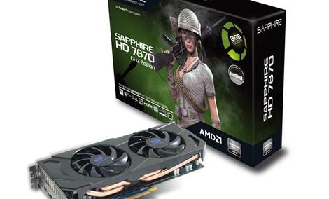 Sapphire Radeon HD7870 [TEST]