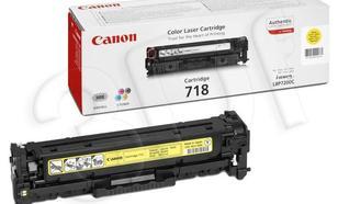 Canon 718 Y