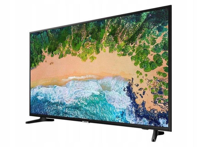 Samsung UE43NU7022 jakość obrazu