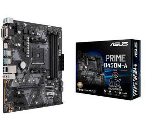 ASUS PRIME B450M-A/CSM