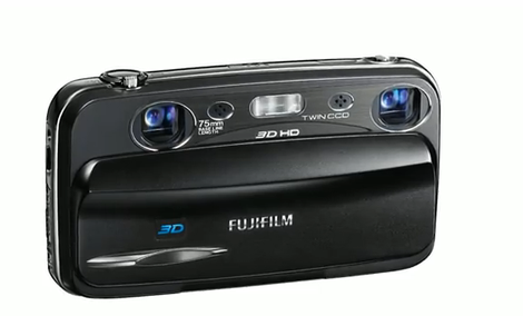 FujiFilm Finepix W3 REAL 3D - prezentacja aparatu fotograficznego 3D