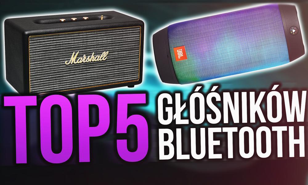 TOP 5 Najlepszych Głośników Bluetooth