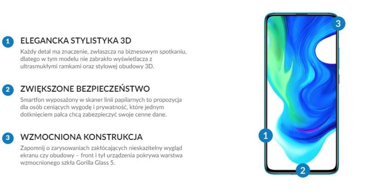 Zalety Pocophone F2 Pro