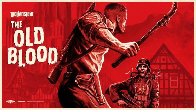 Wolfenstein The Old Blood - Wracamy Do Zamku Wolfenstein!