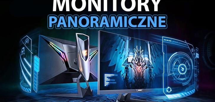 Monitor panoramiczny (16:9) - Jaki kupić? |TOP7|