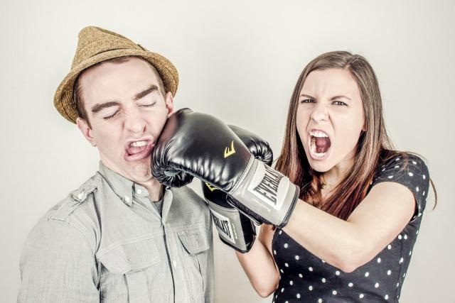 Kłótnie małżeńskie mogą stać się przeszłością