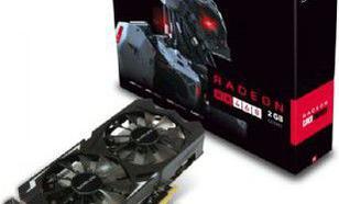Sapphire Radeon RX 460 OC 2GB GDDR5 (128 Bit) HDMI, DVI-D, DP, BOX (11257-00-20G)Radeon RX460 OCRadeon RX460 OC