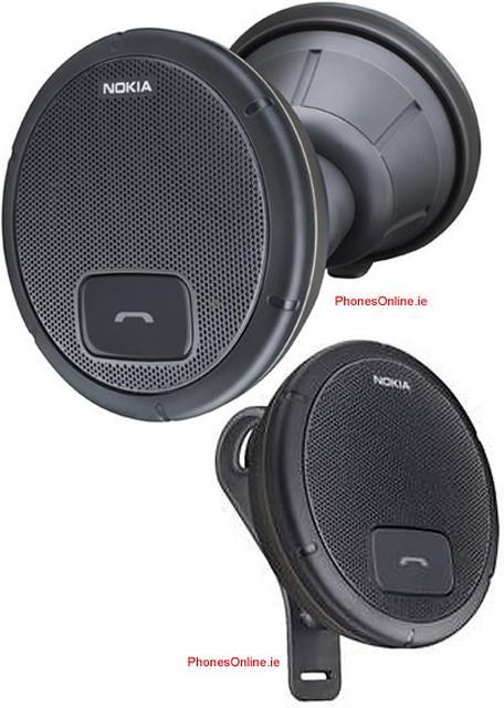 Wygodny zestaw głośnomówiący Nokia HF-310