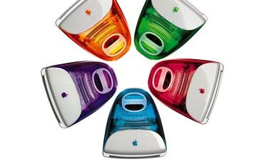 Wielki powót kolorowych iMaców